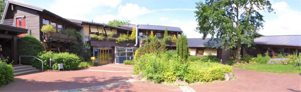 Außenansicht der Fröbelschule Schorndorf